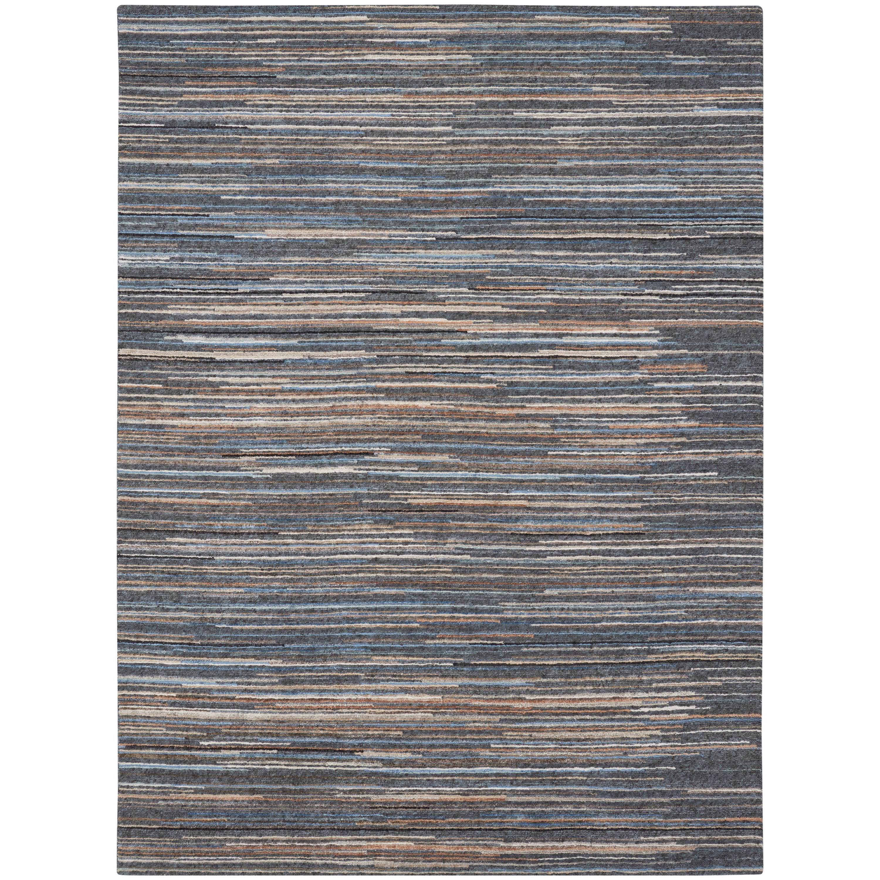 Plateau 2020 9' x 12' Rug by Nourison at Sprintz Furniture