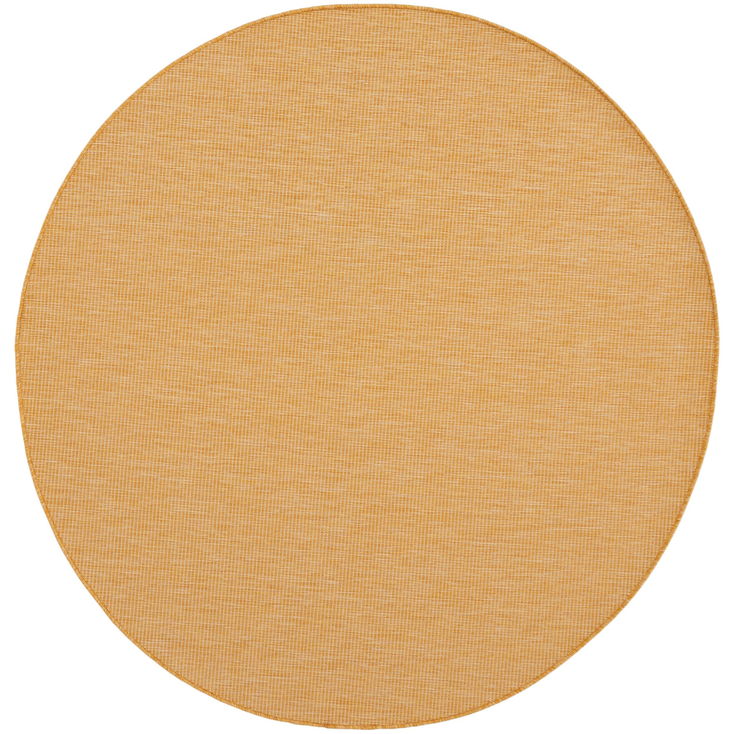 Positano 2020 6' Round Rug by Nourison at Home Collections Furniture