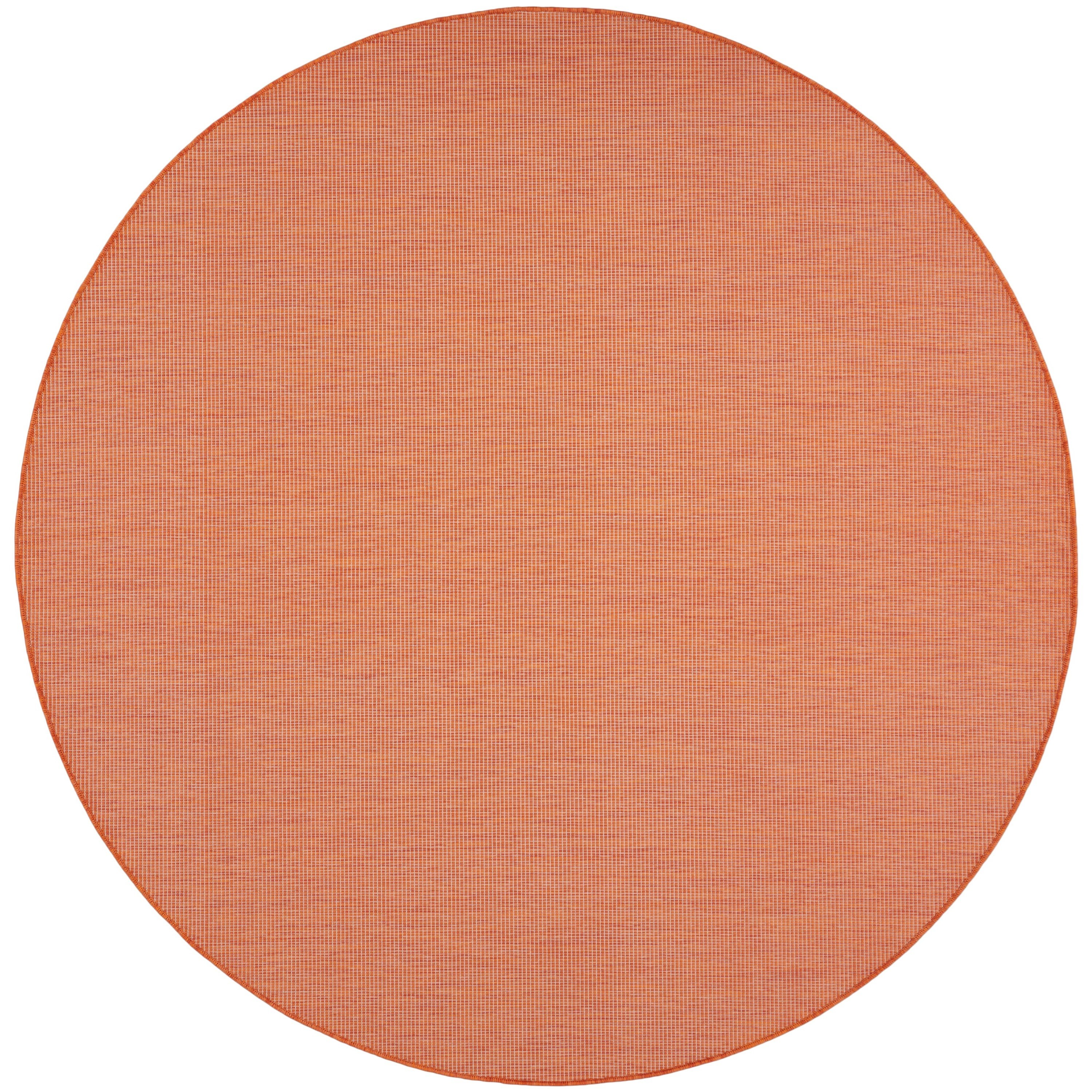 Positano 2020 8' Round Rug by Nourison at Home Collections Furniture