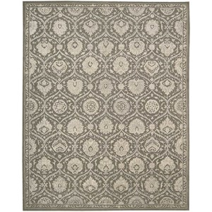 "7'9"" x 9'9"" Cobble Stone Rectangle Rug"