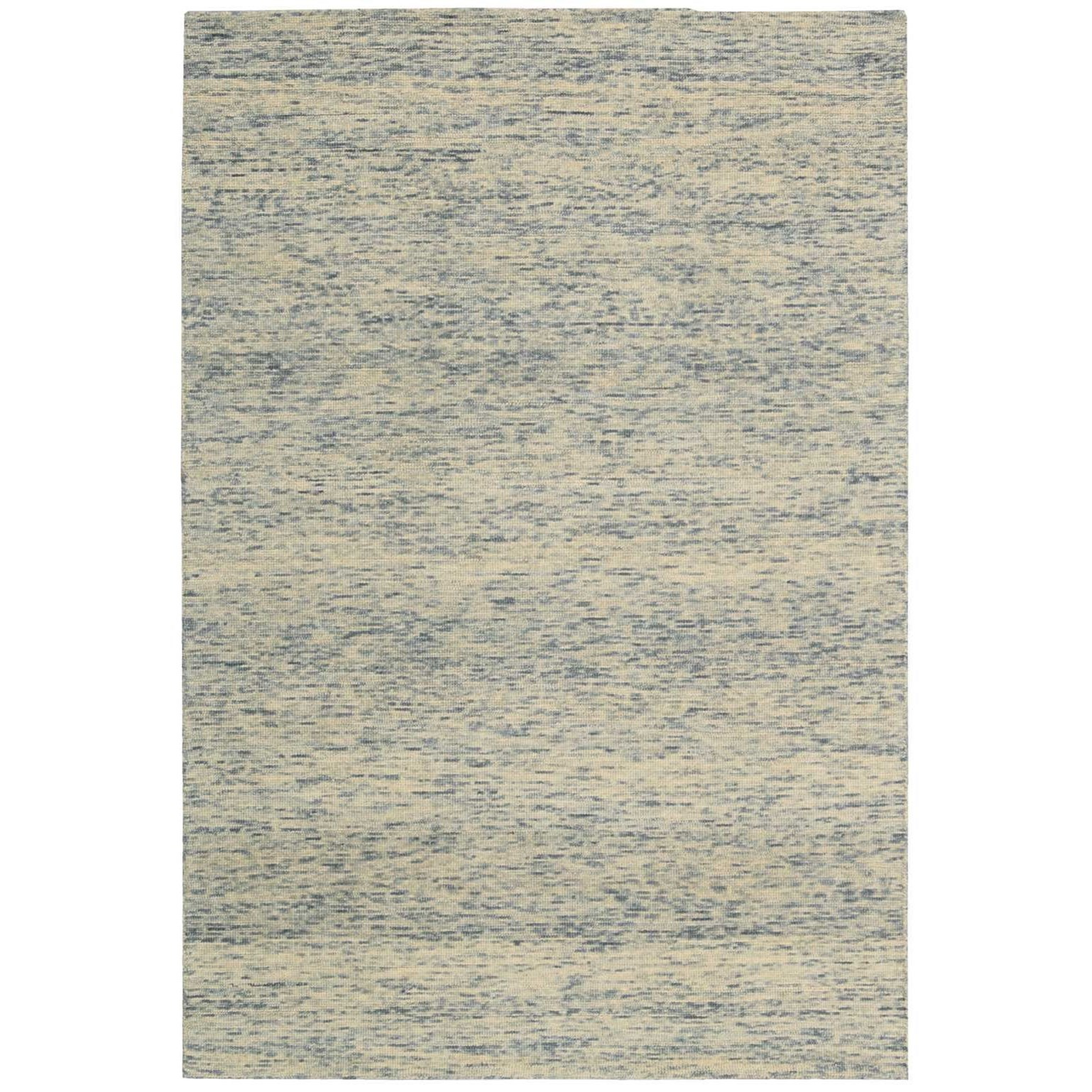 Sterling 4' x 6' Ocean Rectangle Rug by Nourison at Home Collections Furniture