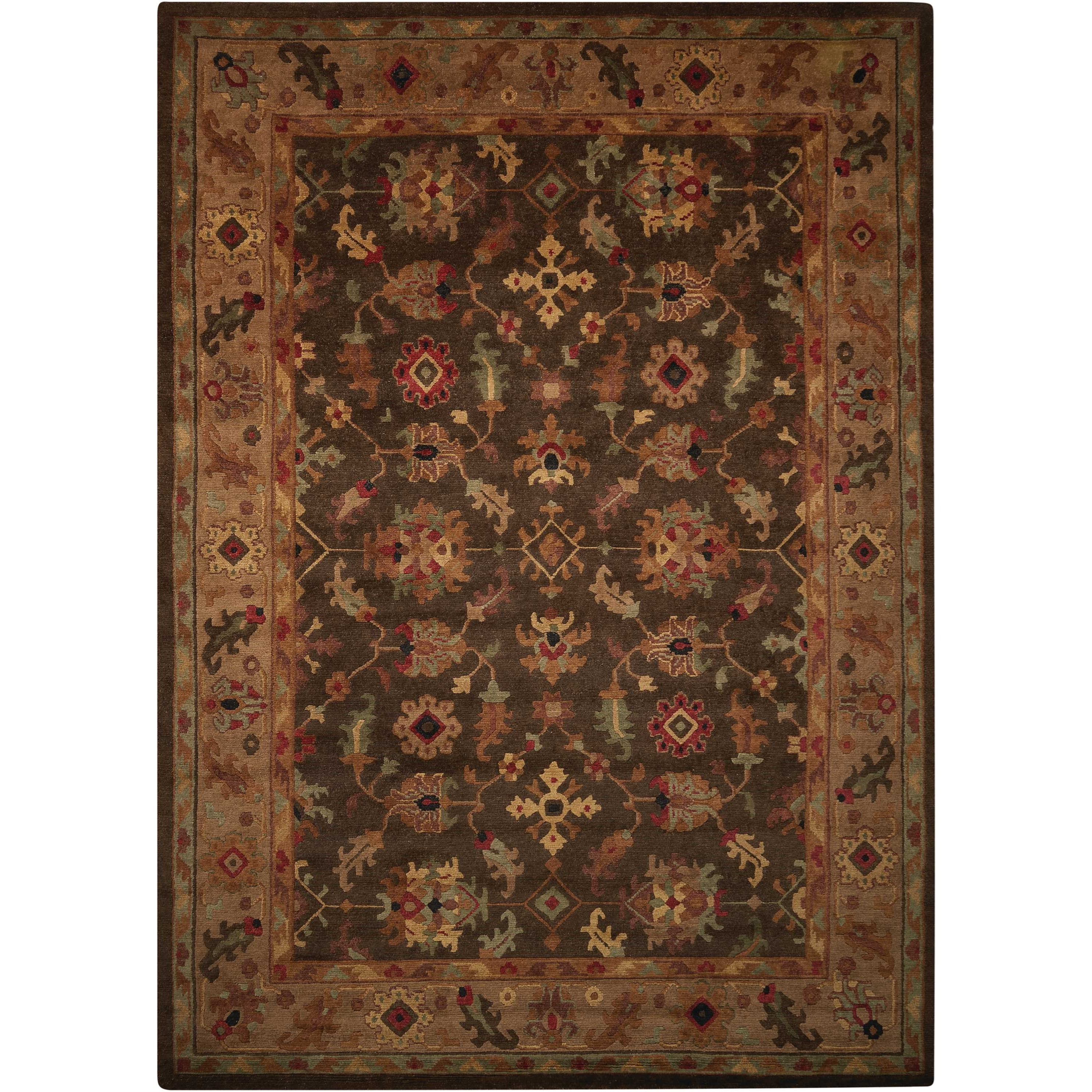 """Tahoe 8'6"""" x 11'6"""" Espre Rectangle Rug by Nourison at Home Collections Furniture"""