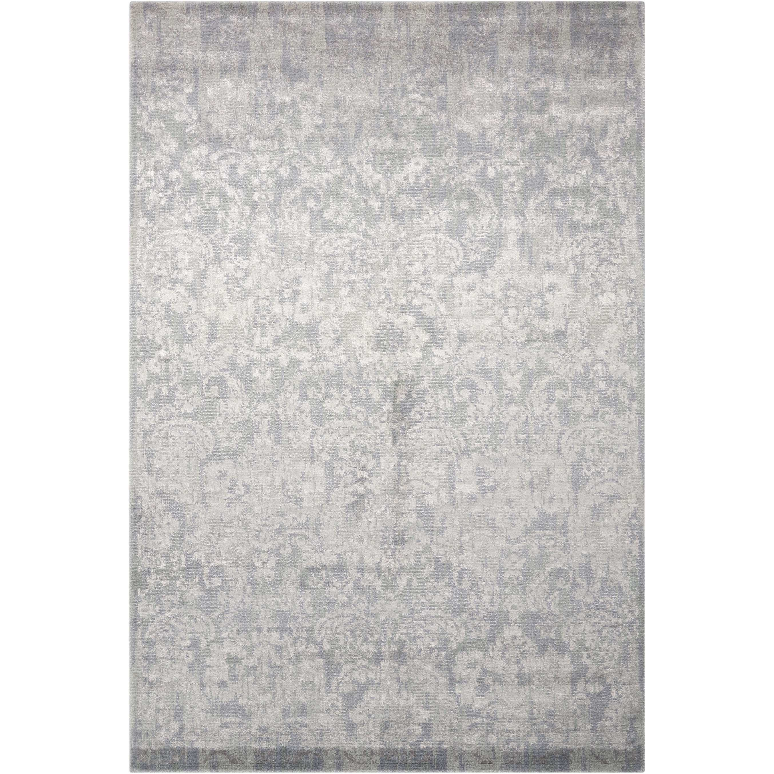 """Twilight1 9'9"""" X 13'9"""" Slate Rug by Nourison at Home Collections Furniture"""