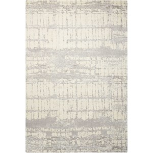 "5'6"" X 8' Ivory Rectangle Rug"