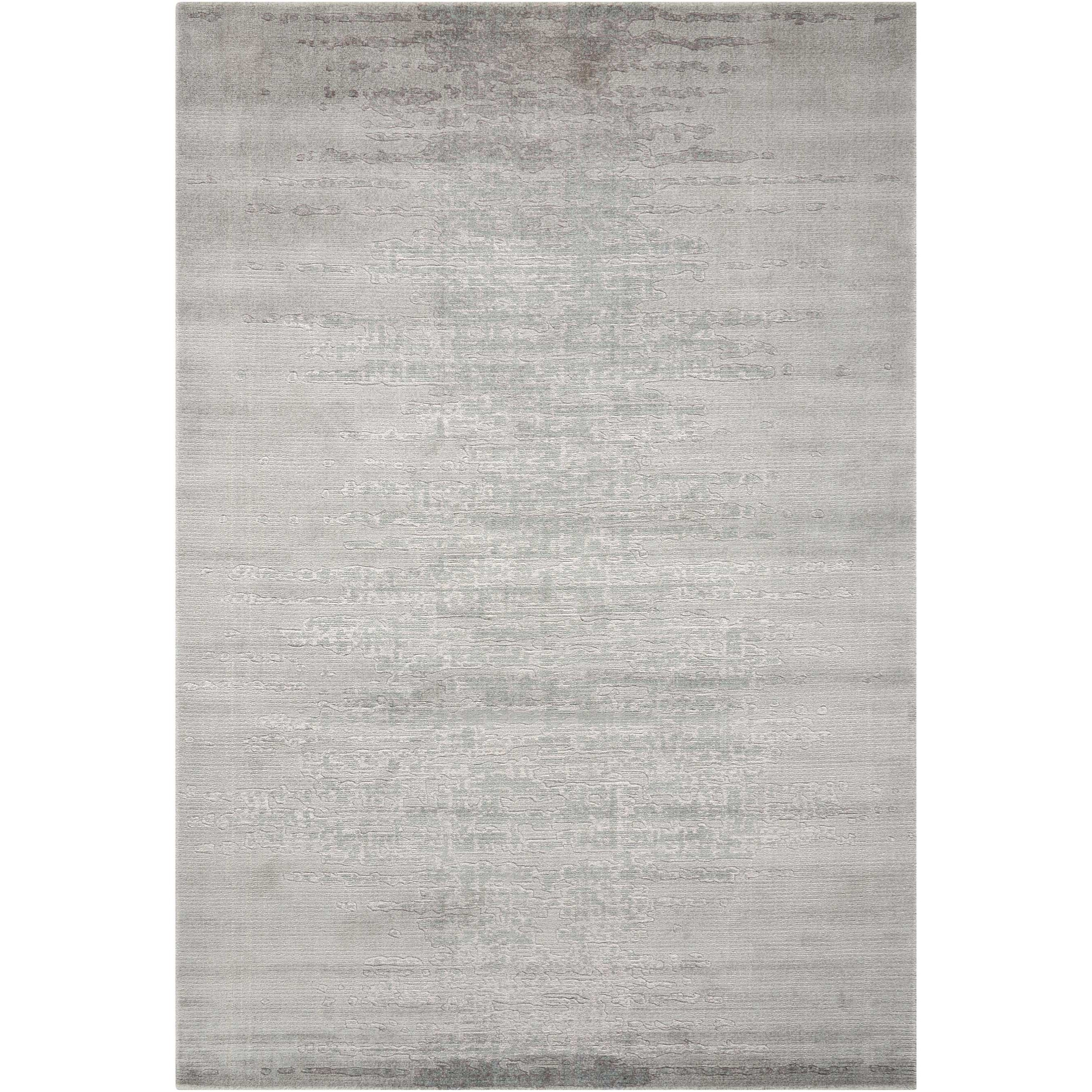 """Twilight1 9'9"""" X 13'9"""" Seafoam Rug by Nourison at Home Collections Furniture"""