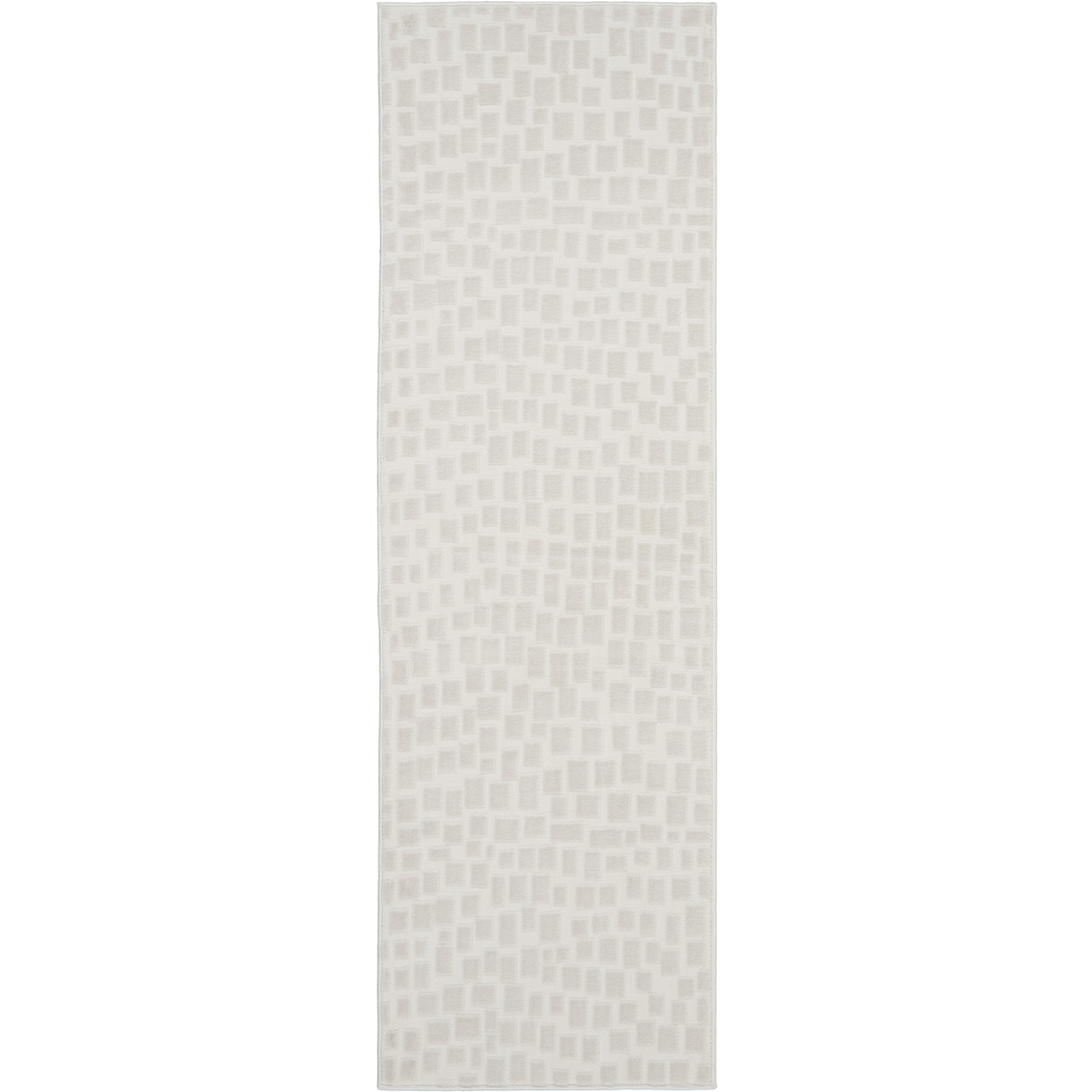Urban Chic 2020 7' Runner Rug by Nourison at Home Collections Furniture