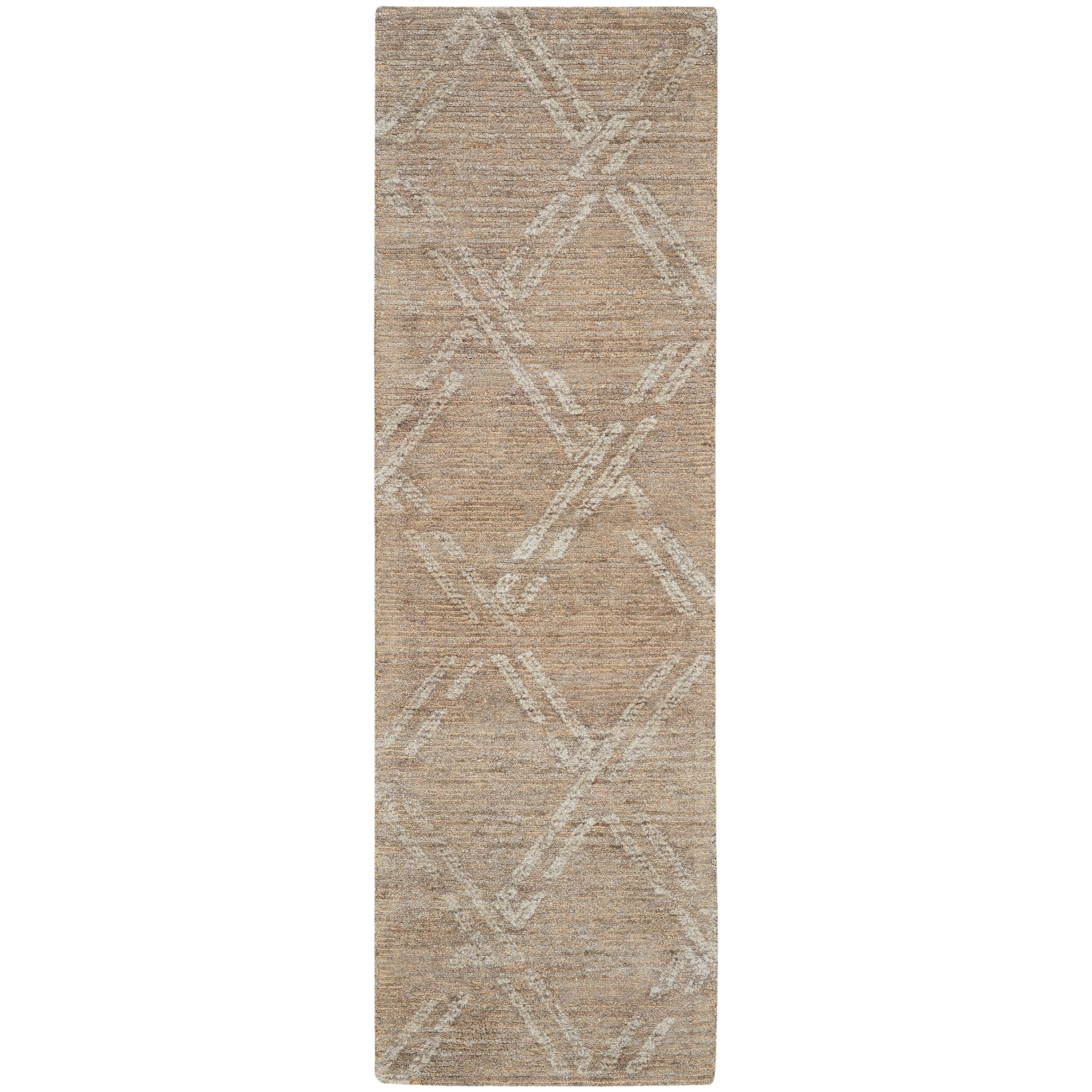 Venosa 2020 8' Runner Rug by Nourison at Home Collections Furniture