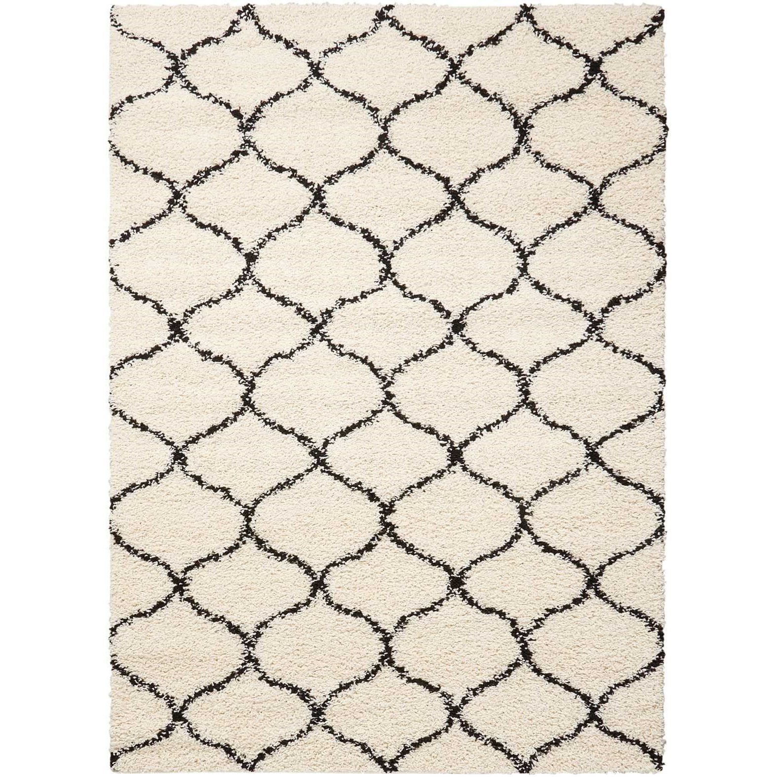 """Windsor 8'2"""" X 10' Ivory Rug by Nourison at Home Collections Furniture"""