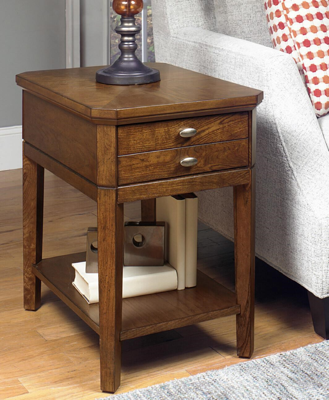 2016 Collection End Table by Null Furniture at Wayside Furniture