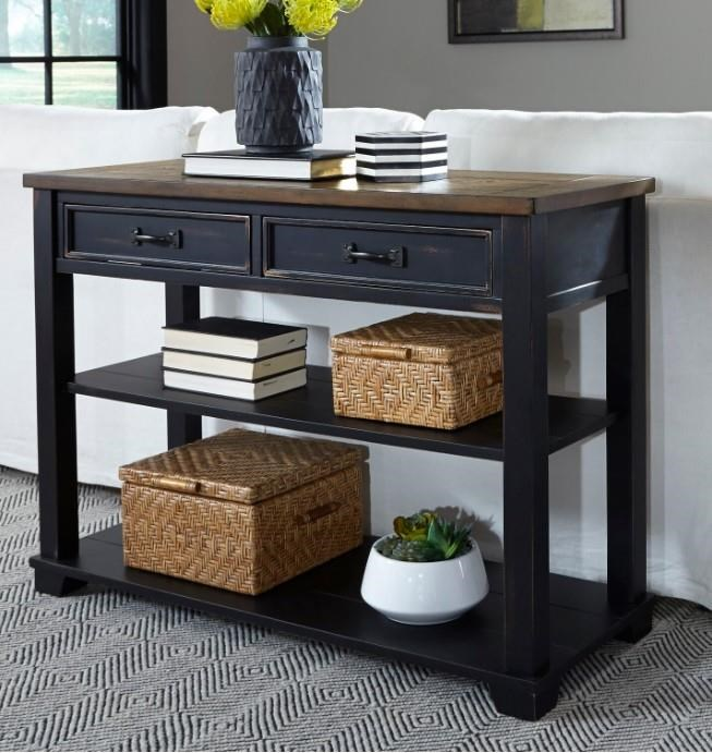 2218 Sofa Table by Null Furniture at Esprit Decor Home Furnishings