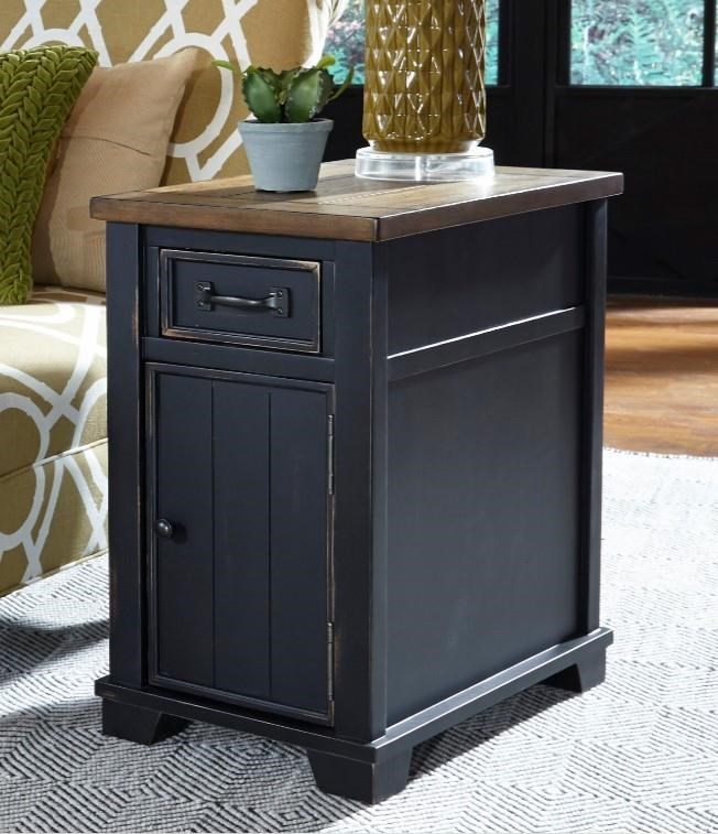 2218 Chairside Cabinet by Null Furniture at Esprit Decor Home Furnishings