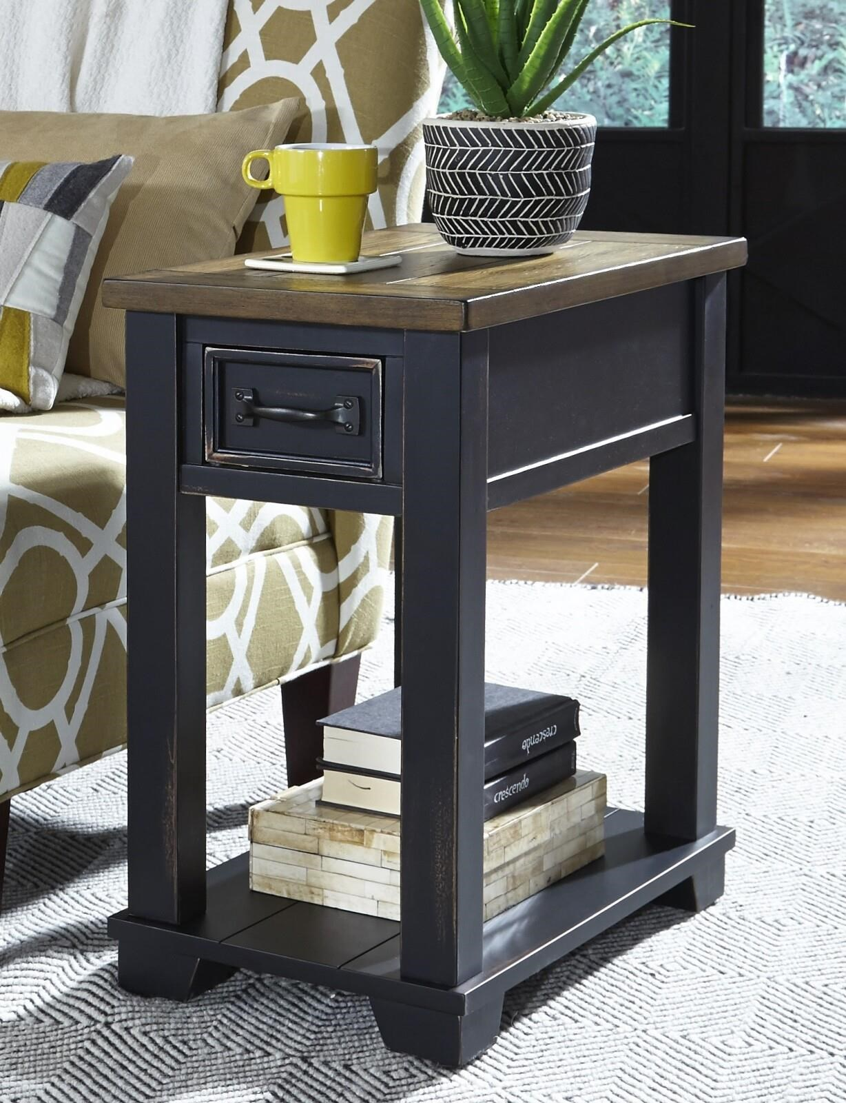 2218 Collection End Table by Null Furniture at Wayside Furniture