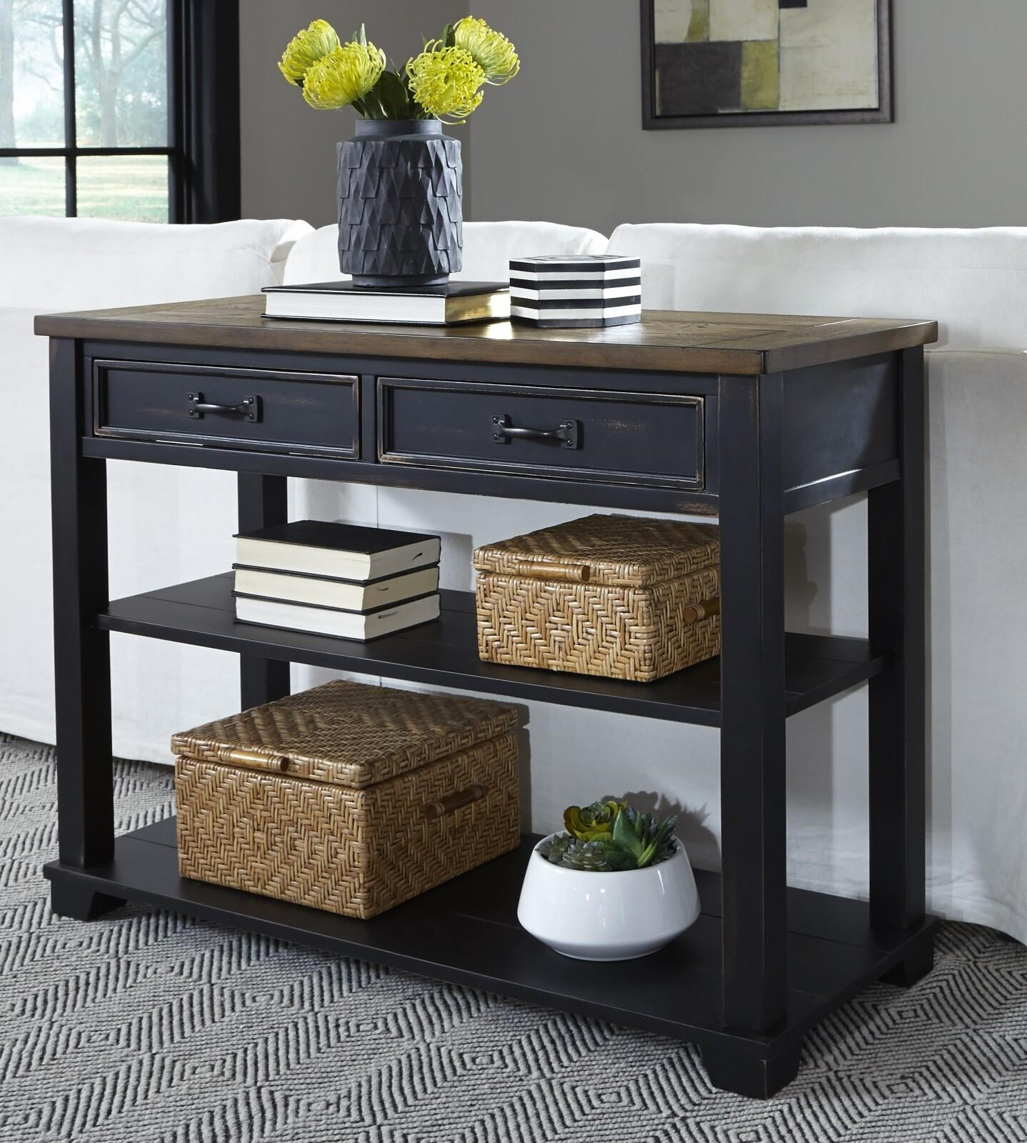 2218 Collection Sofa Table by Null Furniture at Wayside Furniture