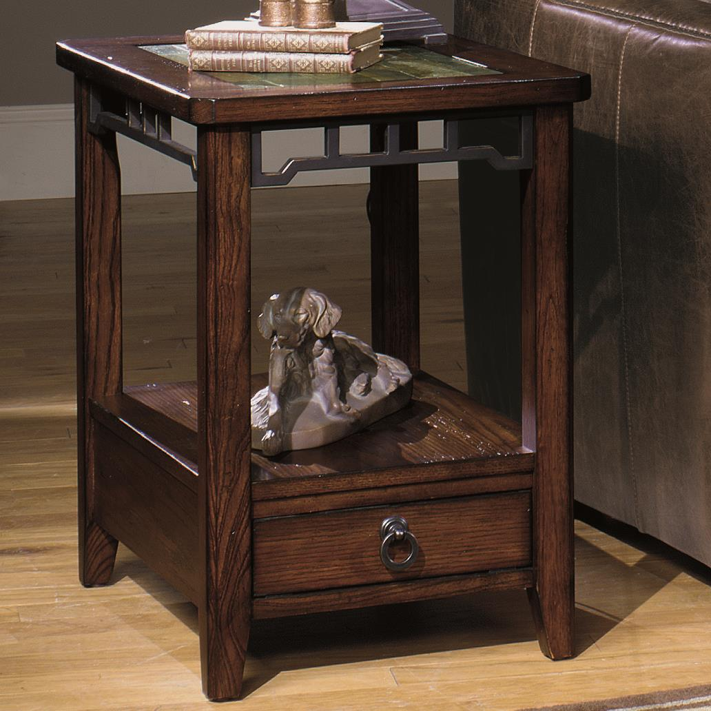 5013 Rectangular End Table by Null Furniture at O'Dunk & O'Bright Furniture