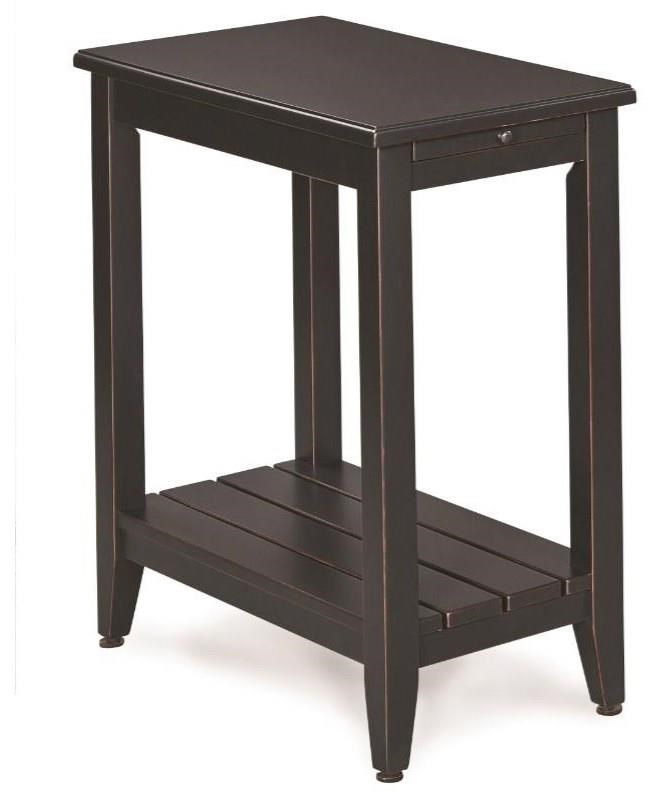 6618 Expressions Chairside End Table by Null Furniture at Esprit Decor Home Furnishings