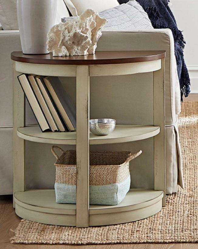 6618 Expressions Demilume End Table by Null Furniture at Esprit Decor Home Furnishings