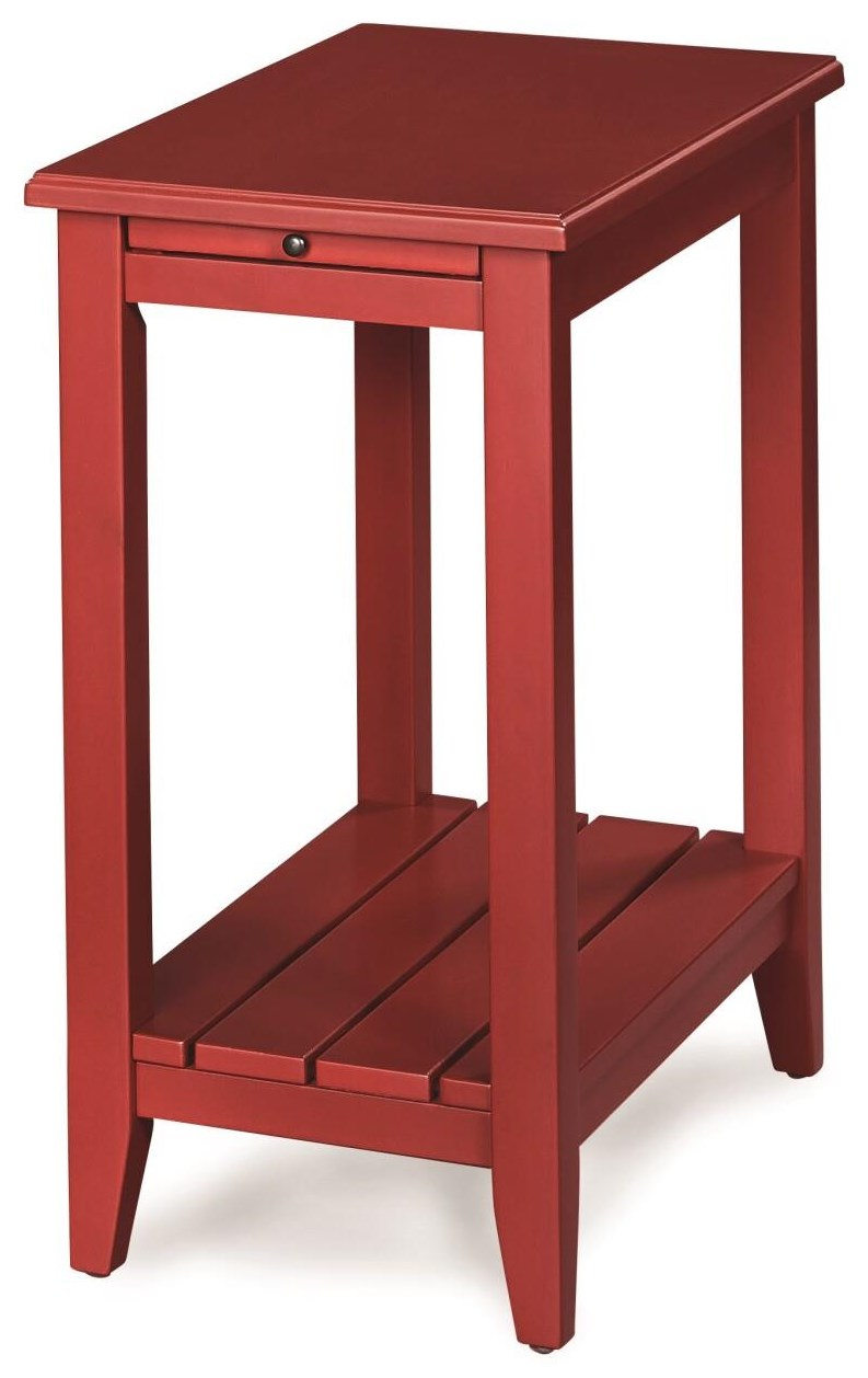 6618 Chairside End Table by Null Furniture at Johnny Janosik