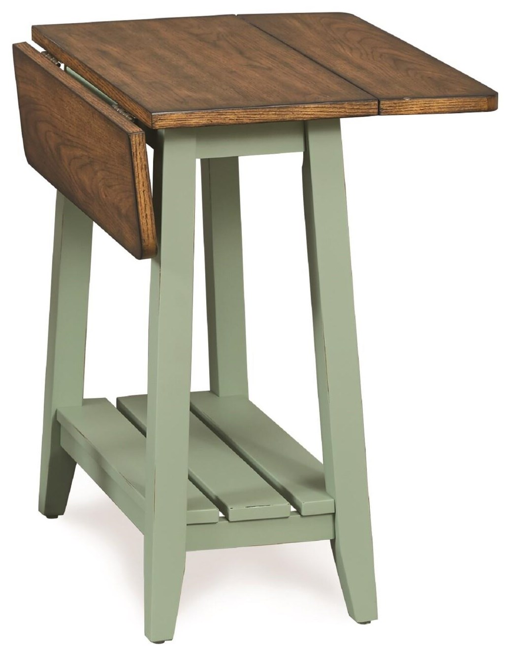 6618 Square End Table by Null Furniture at Johnny Janosik