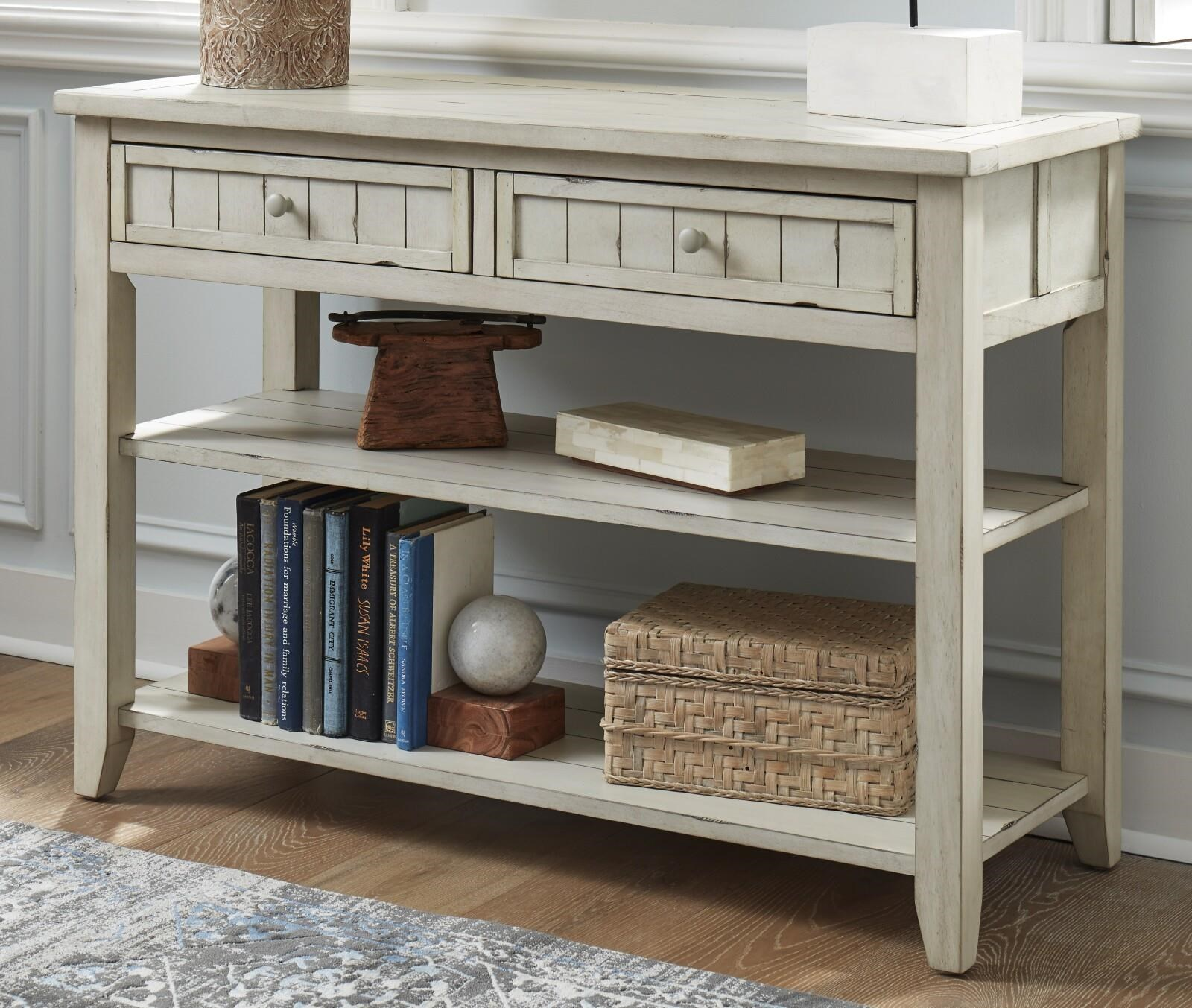 7719 Collection Sofa Table by Null Furniture at Wayside Furniture