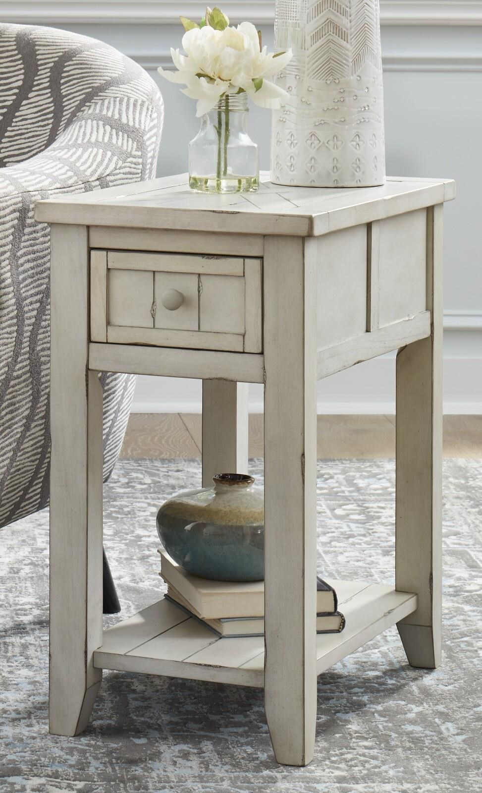 7719 Chairside End Table by Null Furniture at Johnny Janosik