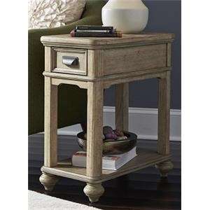 Chairside End Table