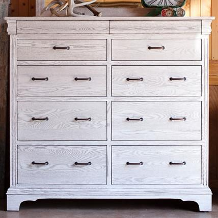 Edinburgh Grand Dresser by Oakwood Industries at Mueller Furniture