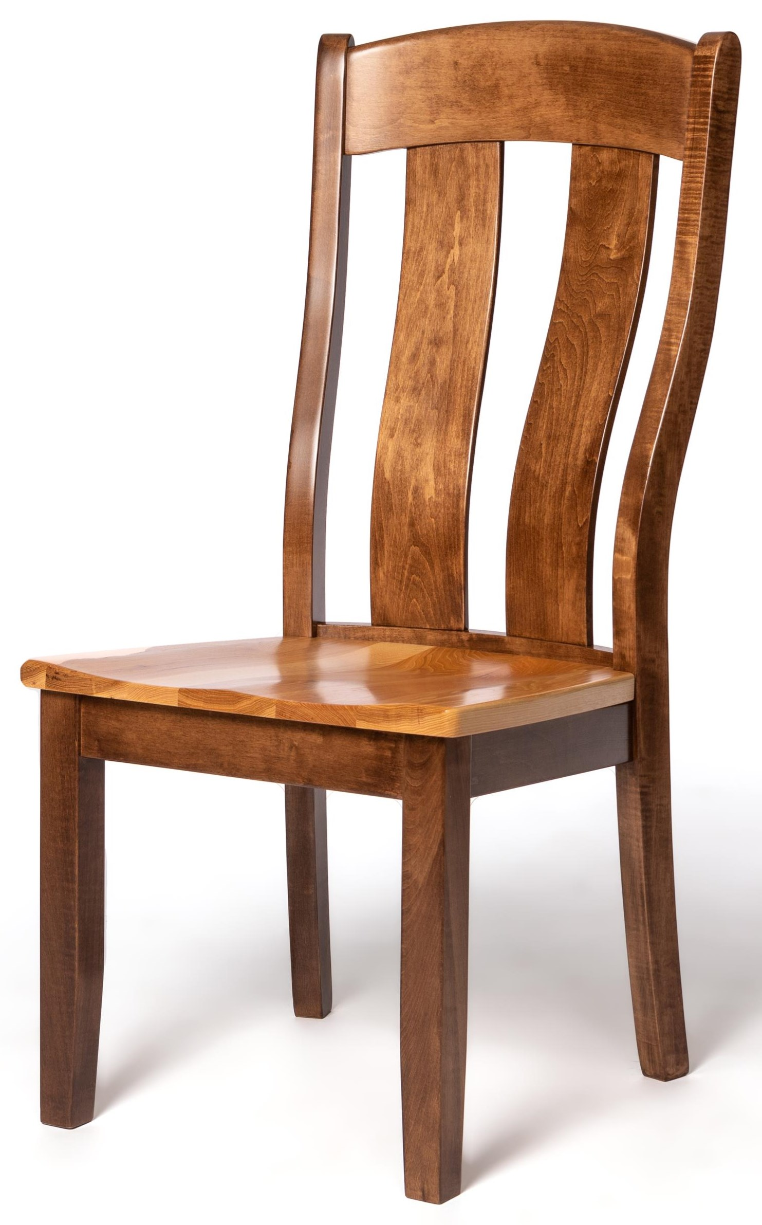 Malibu Dining Chair by Oakwood Industries at Crowley Furniture & Mattress