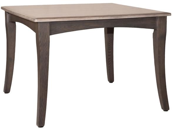 Casual Dining Achord Dining Table by Oakwood Industries at Mueller Furniture