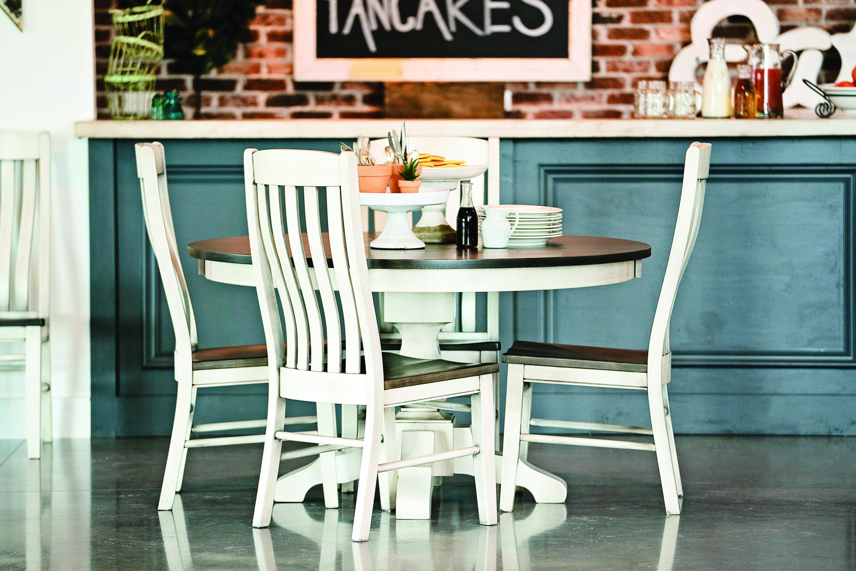 Casual Dining Milano Table by Oakwood Industries at Mueller Furniture