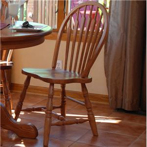 Bow Arrow Dining Side Chair