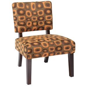 Office Star Accent Chairs Jasmine Accent Chair