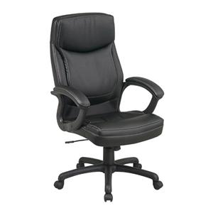 Office Star Executive Eco Leather Chairs Eco Leather Chair