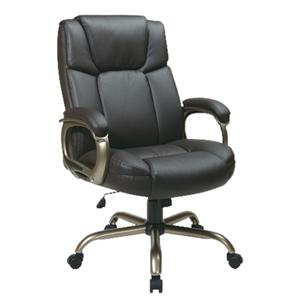 Office Star Executive Eco Leather Chairs Executive Big Man's Office Chair