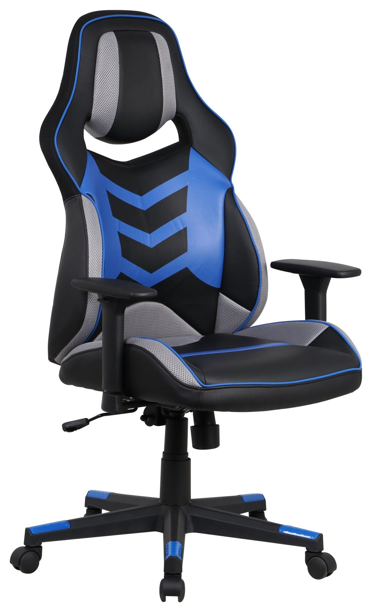 Eliminator Blue Gaming Chair