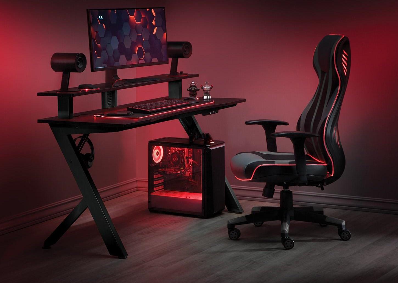 Area 51 Battlestation Gaming Desk