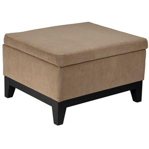 Office Star Ottomans Merge Ottoman