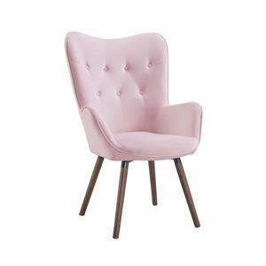 Blush Accent Chair