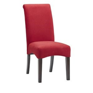 Red Dining Side Chair