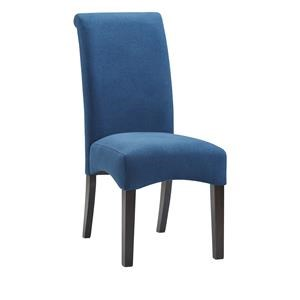 Blue Dining Side Chair