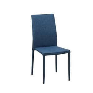 West Bay Recontour Side Chair in Denim
