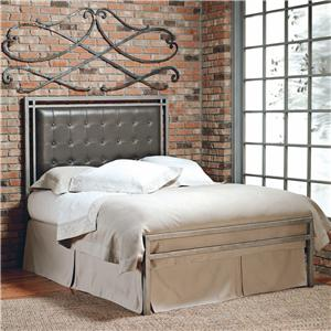 Old Biscayne Designs Custom Design Iron and Metal Beds Abby Metal Bed