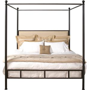 Old Biscayne Designs Custom Design Iron and Metal Beds Audrey Canopy Bed