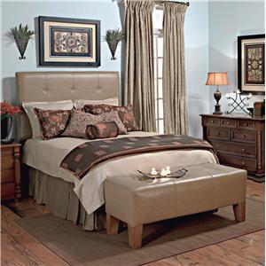 Old Biscayne Designs Custom Design Solid Wood Beds Avalon Upholstered Headboard