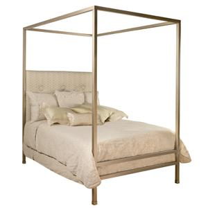 Old Biscayne Designs Custom Design Iron and Metal Beds Bethany Canopy Bed