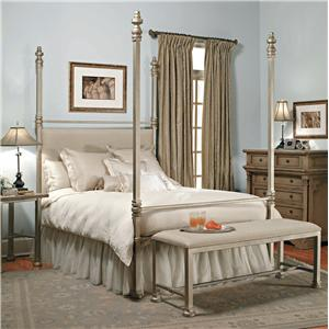 Old Biscayne Designs Custom Design Iron and Metal Beds Marcella Poster Bed