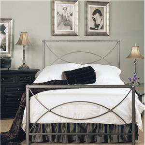 Old Biscayne Designs Custom Design Iron and Metal Beds Marisette Metal Bed
