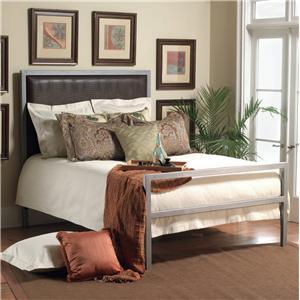 Old Biscayne Designs Custom Design Iron and Metal Beds McBeal Metal Bed