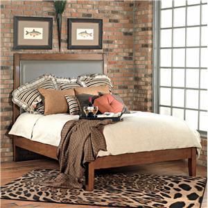 Old Biscayne Designs Custom Design Solid Wood Beds Myra Platform Bed