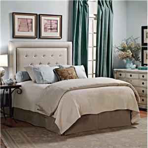 Old Biscayne Designs Custom Design Solid Wood Beds Preslee Upholstered Bed