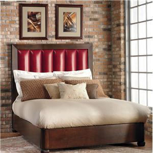 Old Biscayne Designs Custom Design Solid Wood Beds Redford Platform Bed